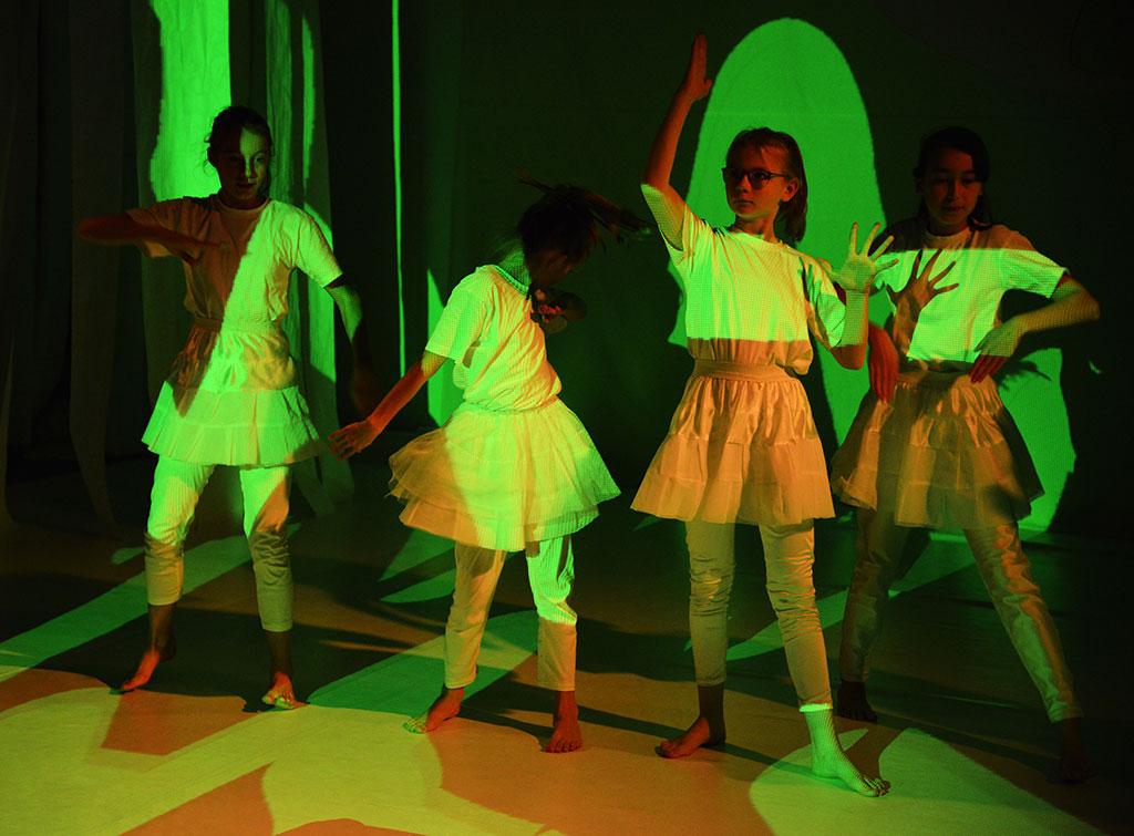 Lichtspektakel: Best of Präsentation