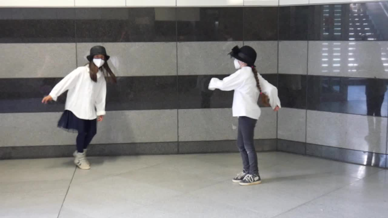 [ZOOM RAN!] Streetplay von Lia und Maria