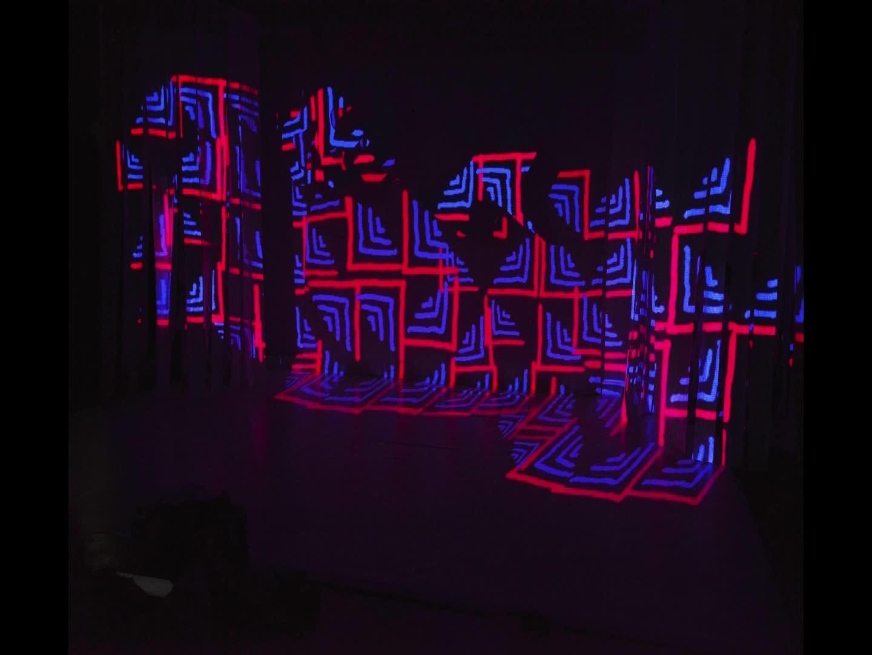 Lichtspektakel: Slideshow Atelier Projektionslabor