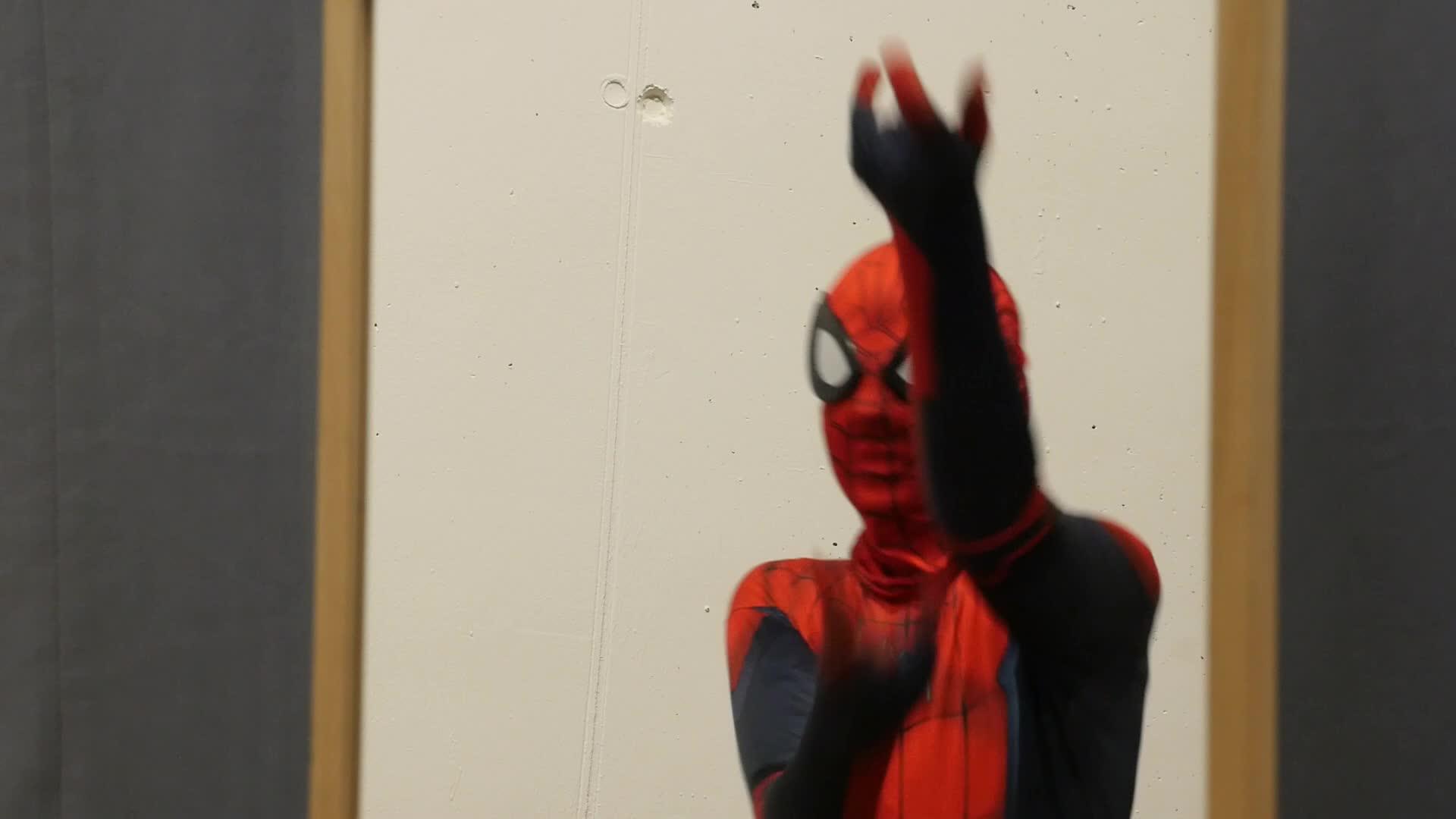 Zeig was du kannst! - Spiderman
